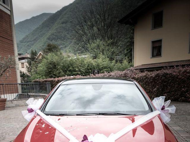 Il matrimonio di Fabrizio e Fulvia a Sarezzo, Brescia 86