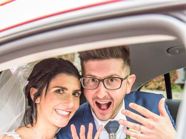 Il matrimonio di Fabrizio e Fulvia a Sarezzo, Brescia 1