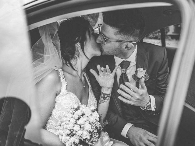 Il matrimonio di Fabrizio e Fulvia a Sarezzo, Brescia 89