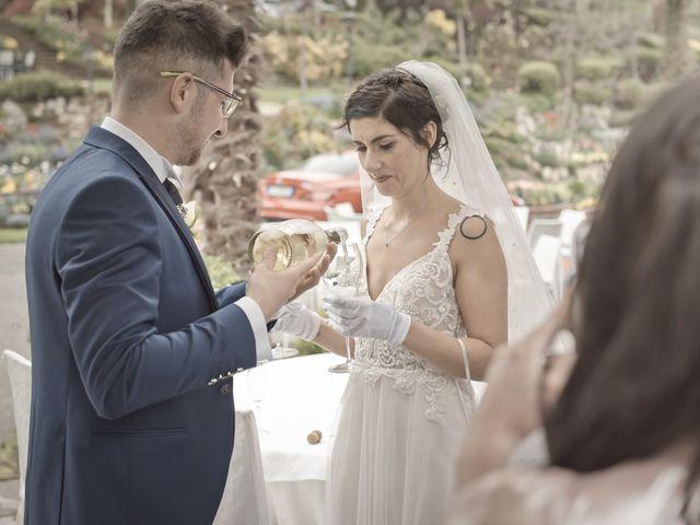 Il matrimonio di Fabrizio e Fulvia a Sarezzo, Brescia 91