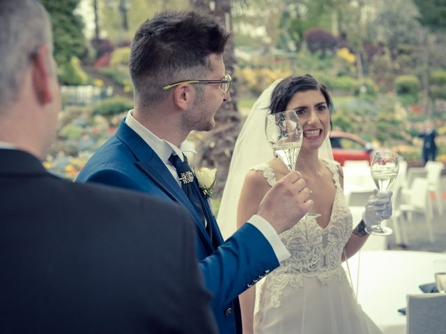 Il matrimonio di Fabrizio e Fulvia a Sarezzo, Brescia 93