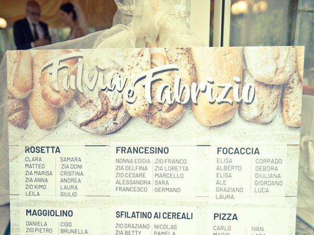 Il matrimonio di Fabrizio e Fulvia a Sarezzo, Brescia 99