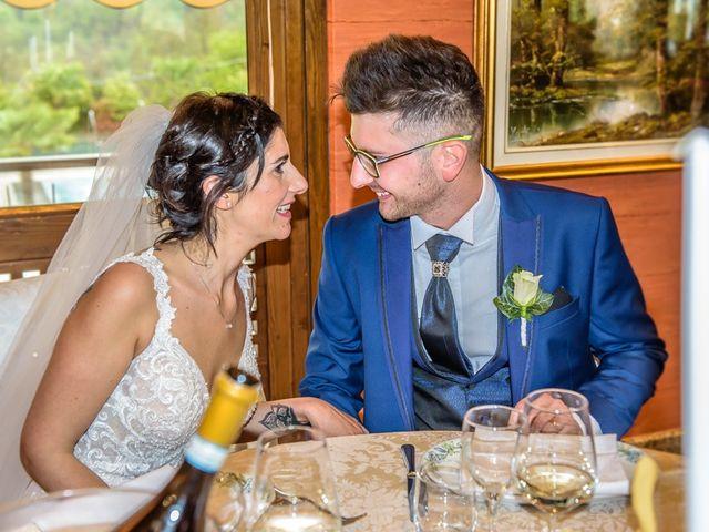 Il matrimonio di Fabrizio e Fulvia a Sarezzo, Brescia 100