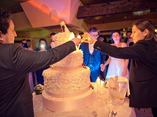 Il matrimonio di Fabrizio e Fulvia a Sarezzo, Brescia 109