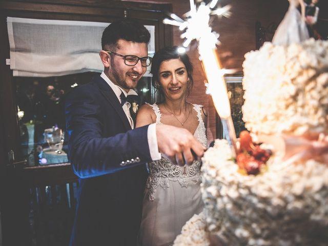 Il matrimonio di Fabrizio e Fulvia a Sarezzo, Brescia 112