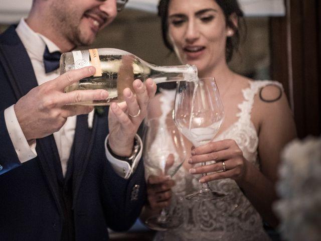 Il matrimonio di Fabrizio e Fulvia a Sarezzo, Brescia 113