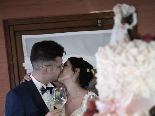 Il matrimonio di Fabrizio e Fulvia a Sarezzo, Brescia 114
