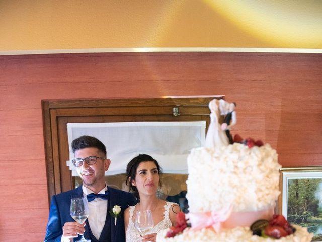 Il matrimonio di Fabrizio e Fulvia a Sarezzo, Brescia 115