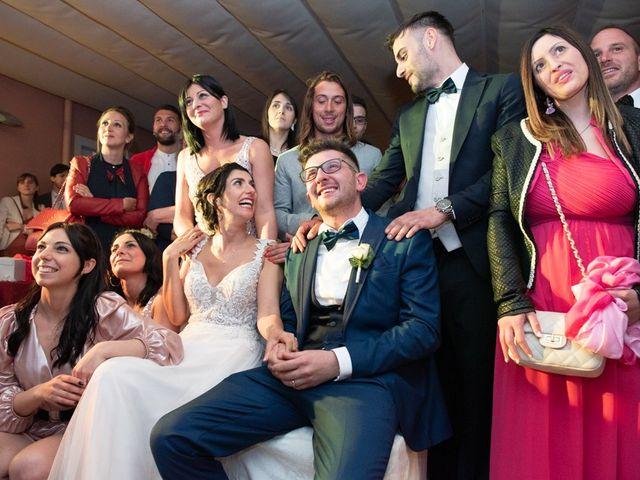 Il matrimonio di Fabrizio e Fulvia a Sarezzo, Brescia 120