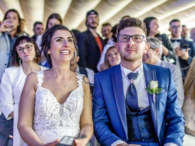 Il matrimonio di Fabrizio e Fulvia a Sarezzo, Brescia 122