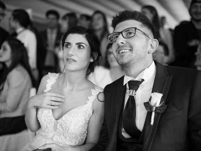 Il matrimonio di Fabrizio e Fulvia a Sarezzo, Brescia 126