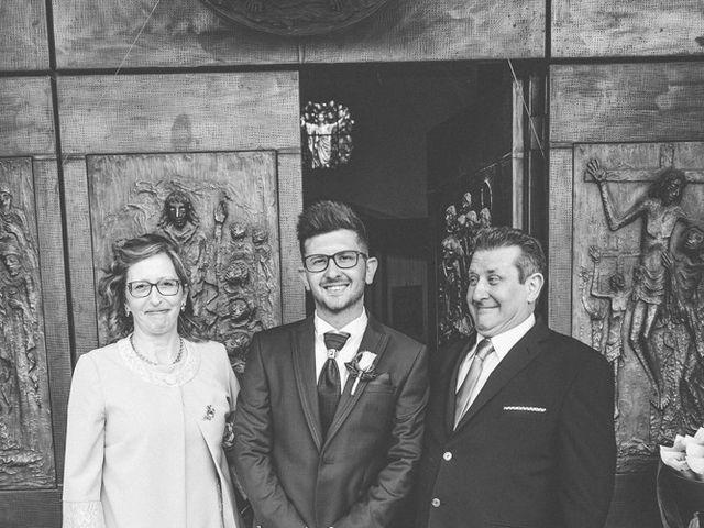 Il matrimonio di Fabrizio e Fulvia a Sarezzo, Brescia 129