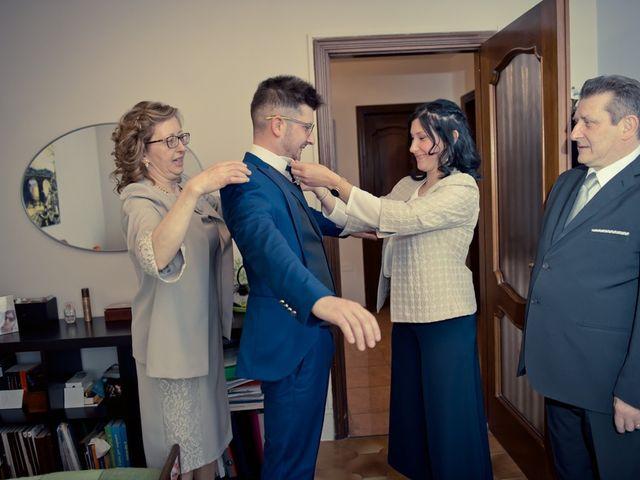 Il matrimonio di Fabrizio e Fulvia a Sarezzo, Brescia 136