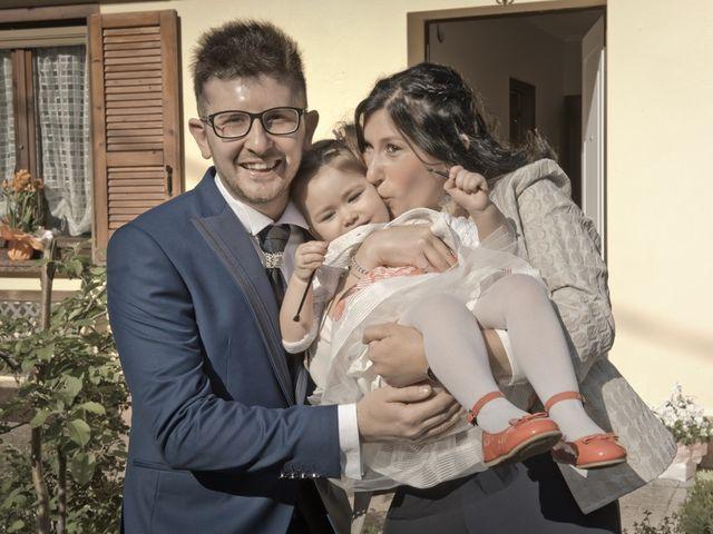 Il matrimonio di Fabrizio e Fulvia a Sarezzo, Brescia 146