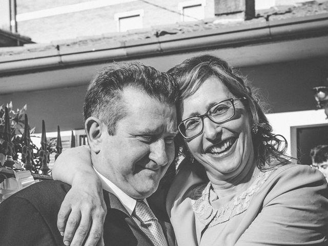 Il matrimonio di Fabrizio e Fulvia a Sarezzo, Brescia 147