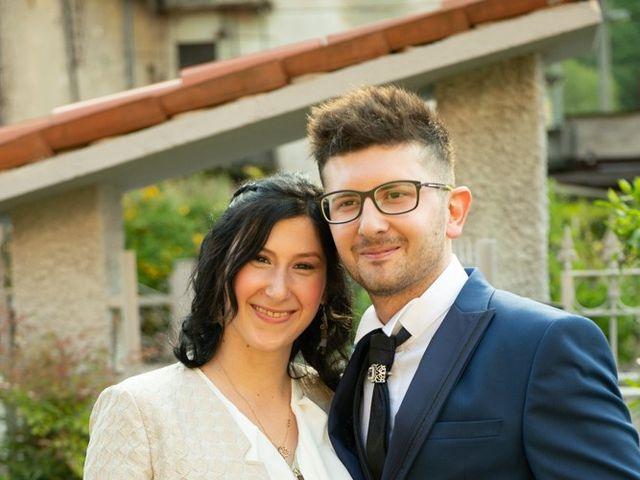 Il matrimonio di Fabrizio e Fulvia a Sarezzo, Brescia 150