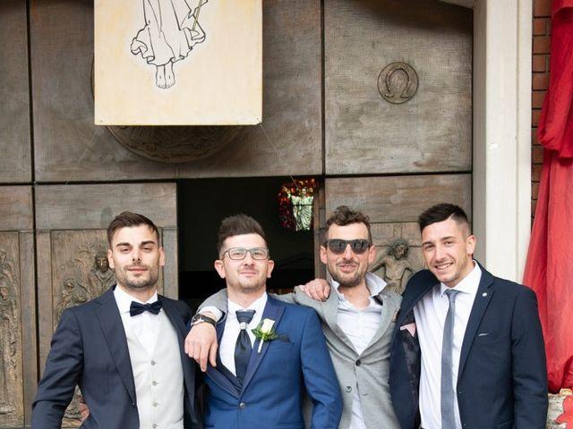 Il matrimonio di Fabrizio e Fulvia a Sarezzo, Brescia 154