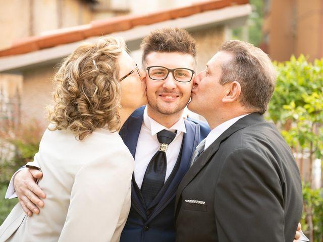 Il matrimonio di Fabrizio e Fulvia a Sarezzo, Brescia 160