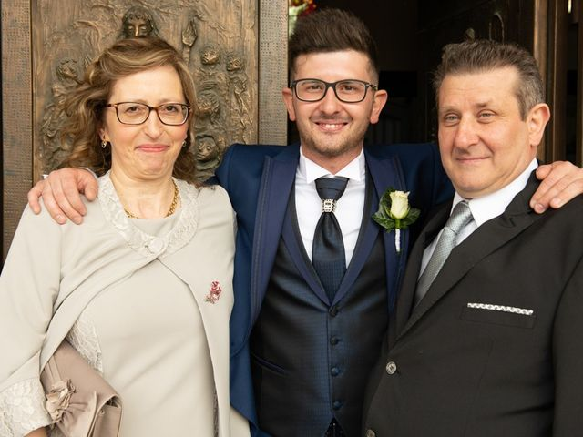 Il matrimonio di Fabrizio e Fulvia a Sarezzo, Brescia 164