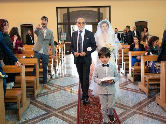 Il matrimonio di Fabrizio e Fulvia a Sarezzo, Brescia 169