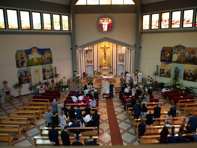 Il matrimonio di Fabrizio e Fulvia a Sarezzo, Brescia 171