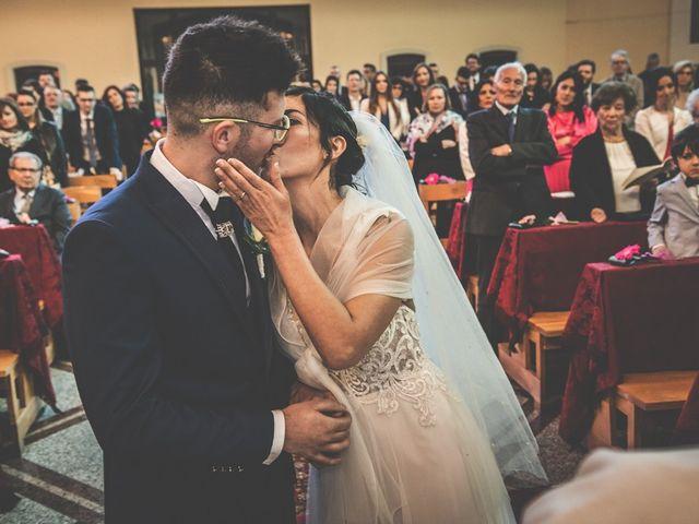 Il matrimonio di Fabrizio e Fulvia a Sarezzo, Brescia 172