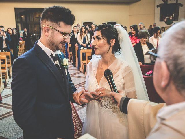 Il matrimonio di Fabrizio e Fulvia a Sarezzo, Brescia 173