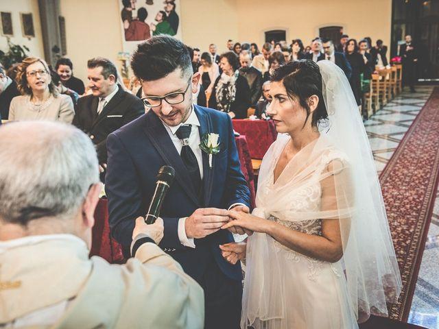 Il matrimonio di Fabrizio e Fulvia a Sarezzo, Brescia 174