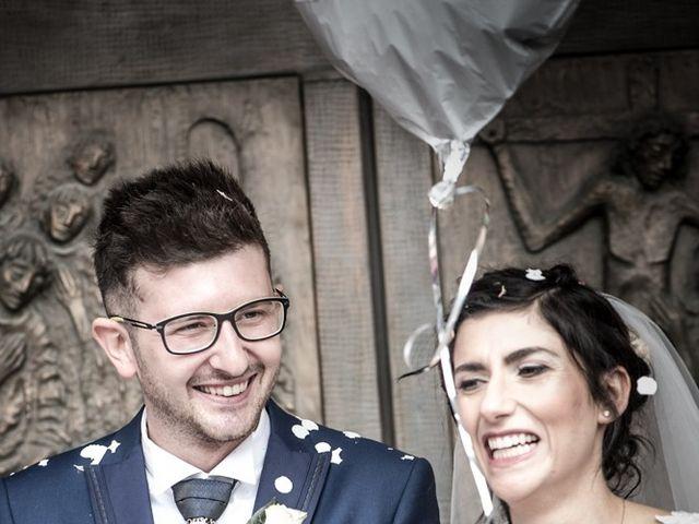 Il matrimonio di Fabrizio e Fulvia a Sarezzo, Brescia 175