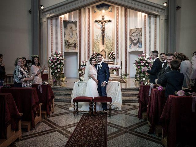 Il matrimonio di Fabrizio e Fulvia a Sarezzo, Brescia 176