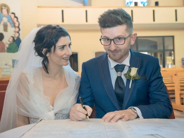 Il matrimonio di Fabrizio e Fulvia a Sarezzo, Brescia 177