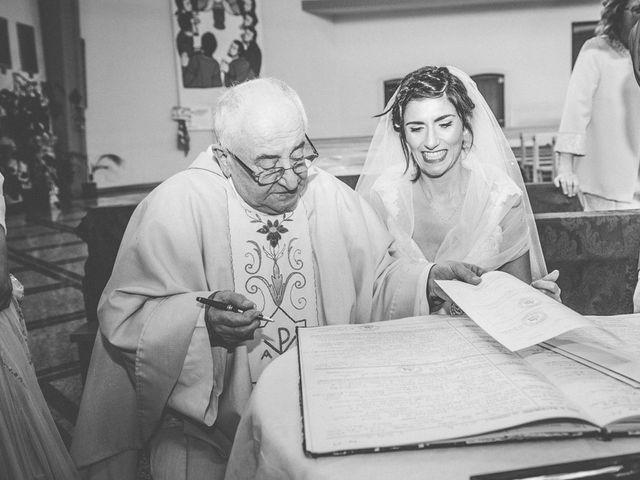 Il matrimonio di Fabrizio e Fulvia a Sarezzo, Brescia 178