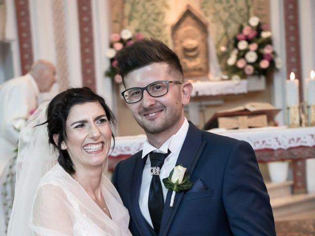 Il matrimonio di Fabrizio e Fulvia a Sarezzo, Brescia 180