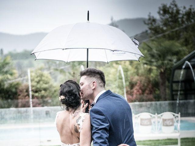 Il matrimonio di Fabrizio e Fulvia a Sarezzo, Brescia 183