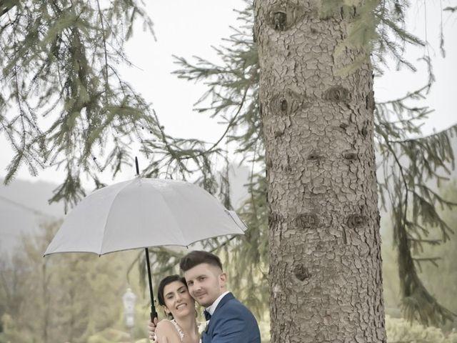 Il matrimonio di Fabrizio e Fulvia a Sarezzo, Brescia 190