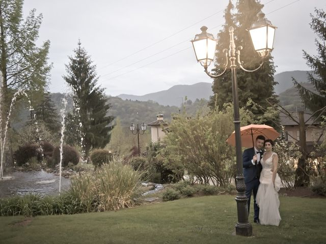 Il matrimonio di Fabrizio e Fulvia a Sarezzo, Brescia 194