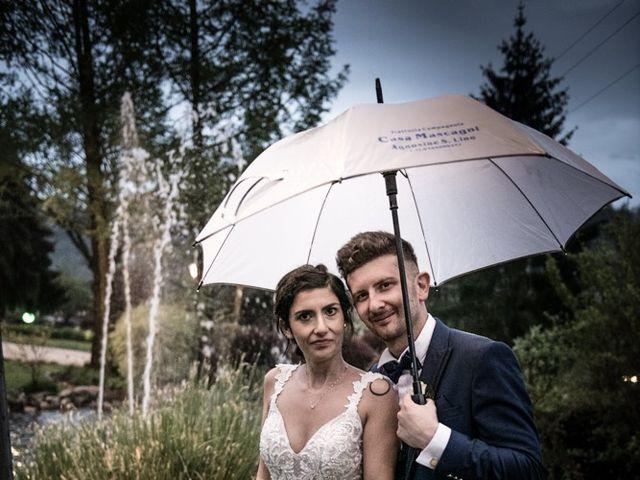 Il matrimonio di Fabrizio e Fulvia a Sarezzo, Brescia 195