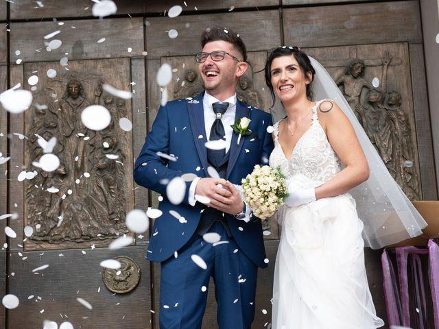 Il matrimonio di Fabrizio e Fulvia a Sarezzo, Brescia 206