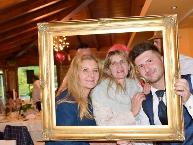 Il matrimonio di Fabrizio e Fulvia a Sarezzo, Brescia 209