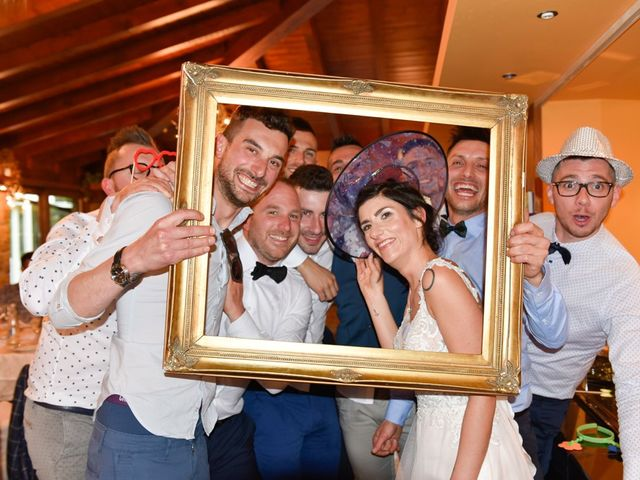 Il matrimonio di Fabrizio e Fulvia a Sarezzo, Brescia 213