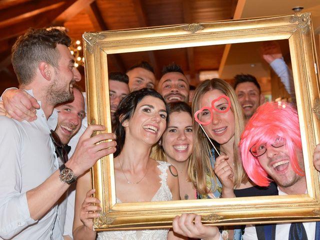 Il matrimonio di Fabrizio e Fulvia a Sarezzo, Brescia 215