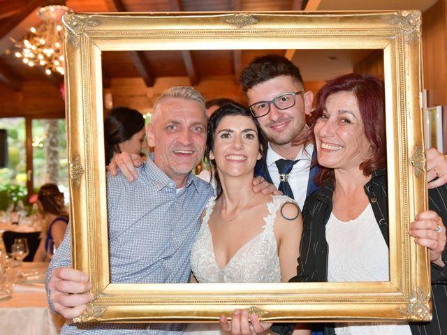 Il matrimonio di Fabrizio e Fulvia a Sarezzo, Brescia 216