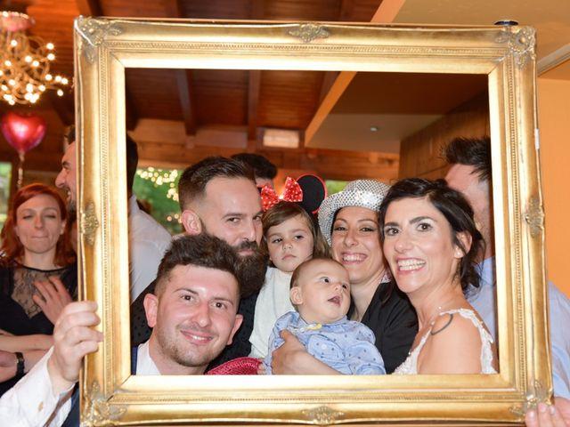 Il matrimonio di Fabrizio e Fulvia a Sarezzo, Brescia 219