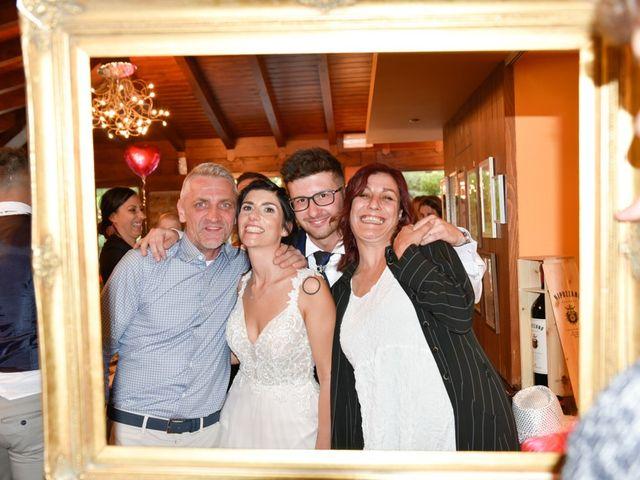 Il matrimonio di Fabrizio e Fulvia a Sarezzo, Brescia 220