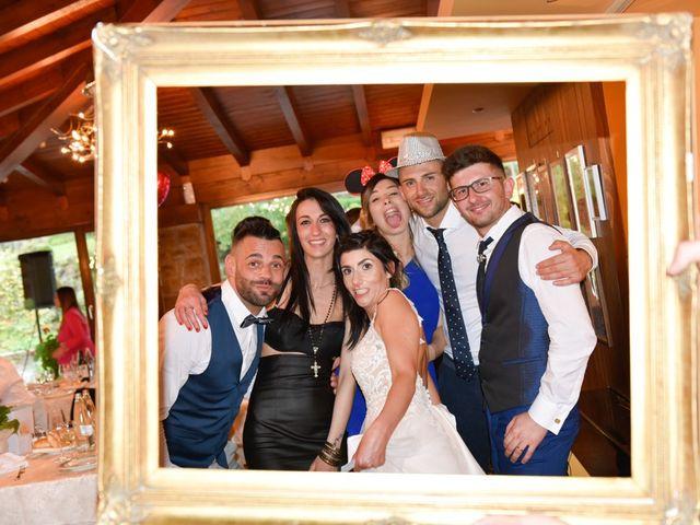 Il matrimonio di Fabrizio e Fulvia a Sarezzo, Brescia 222
