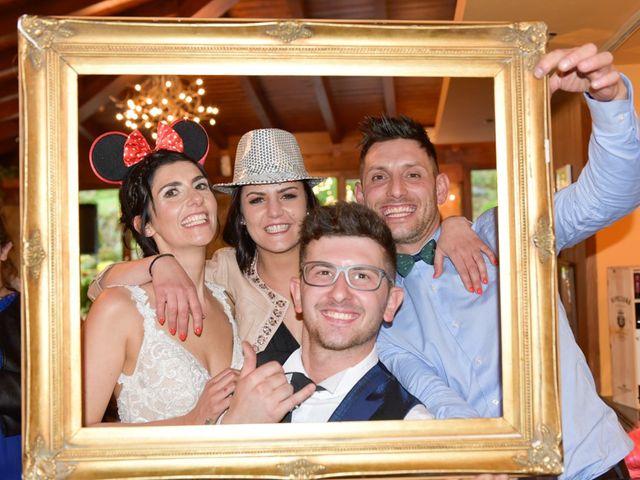 Il matrimonio di Fabrizio e Fulvia a Sarezzo, Brescia 225