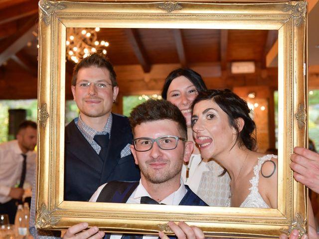 Il matrimonio di Fabrizio e Fulvia a Sarezzo, Brescia 226