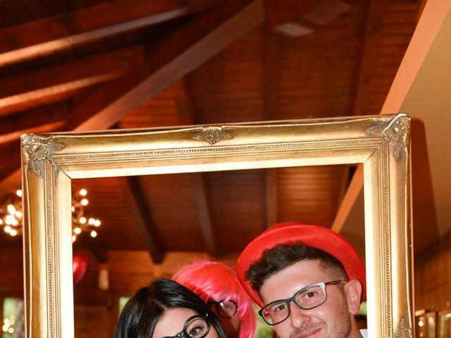 Il matrimonio di Fabrizio e Fulvia a Sarezzo, Brescia 234