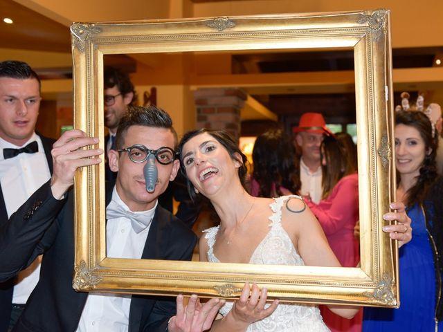 Il matrimonio di Fabrizio e Fulvia a Sarezzo, Brescia 254