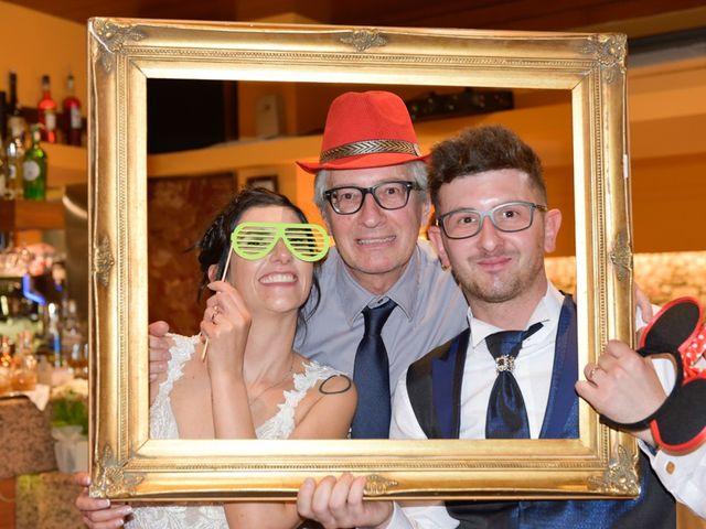 Il matrimonio di Fabrizio e Fulvia a Sarezzo, Brescia 257